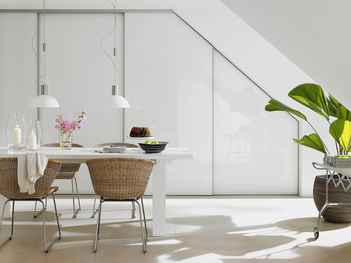 La cuisine Münsingen AG - Wir bringen Ihren Stauraum unter Dach und Fach