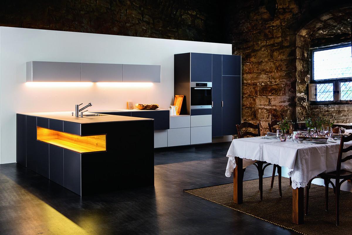 La cuisine Münsingen AG - Tradition und Moderne
